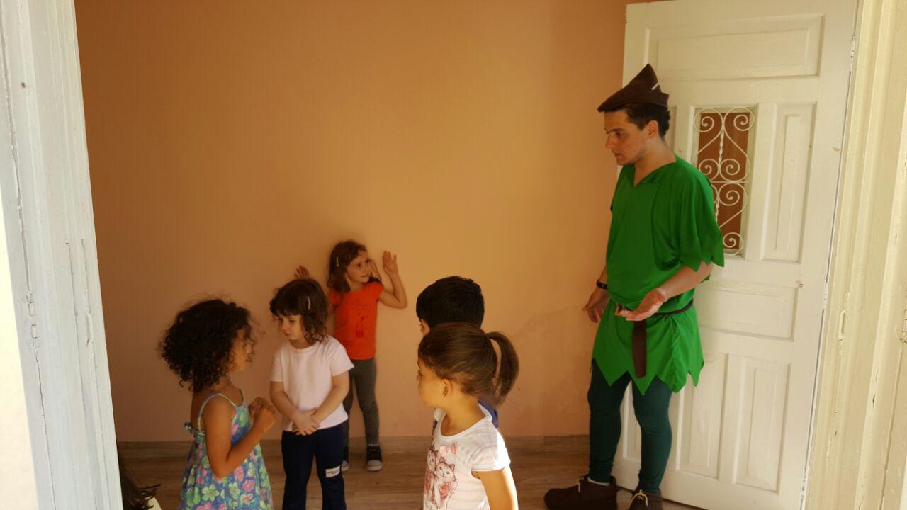 Nesta segunda semana os alunos do integral do Espaço Criança receberam uma visita, confiram...