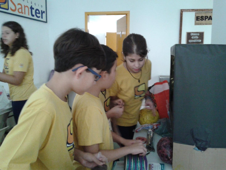 Um desafio envolvendo muita criatividade nas aulas de ciências do 6° e 7° ano.
