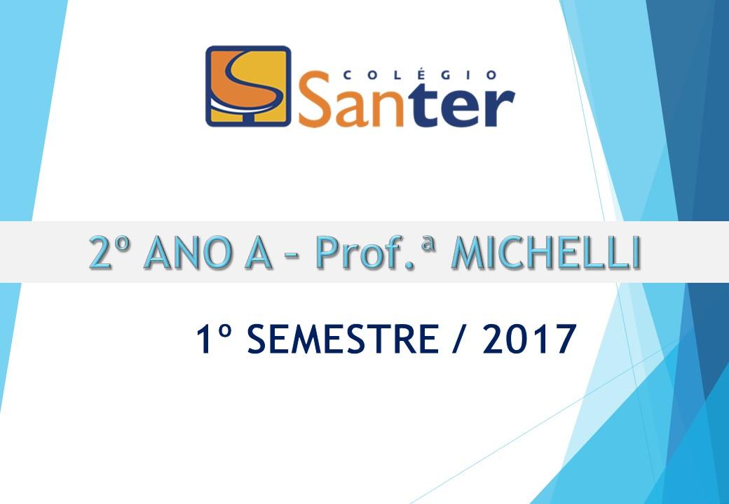 Mostra das atividades pedagógicas 1° semestre 2017 2° ano A